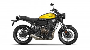 YAMAHA XSR700 60th