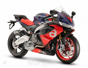 APRILIA RS 660 E5 LAVA RED