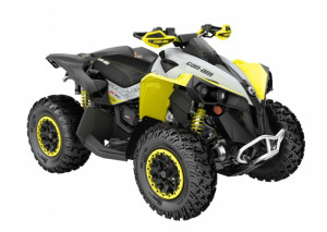 Can-Am Renegade X XC 650 T ABS