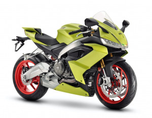 APRILIA RS 660 E5 ACID GOLD