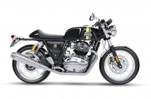ROYAL ENFIELD CONTINENTAL GT BLACK MAGIC