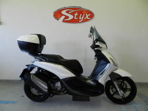 Piaggio Beverly 350 ABS