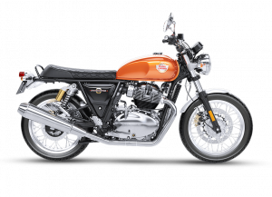 ROYAL ENFIELD INTERCEPTOR MARK ORANGE CRUSH