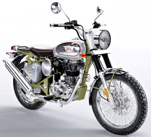 ROYAL ENFIELD BULLET500 TRIAL